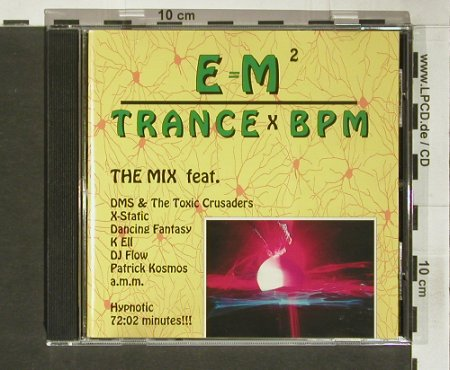 V.A.E=m2: Trance X Bpm, IC(2221-2), D, 1994 - CD - 92329 - 11,50 Euro