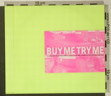 V.A.Buy Me, Try Me: A Lim Edition..., FS-New, Hydrogen Dukebox(Duke 057), , 1999 - CD - 92430 - 6,00 Euro
