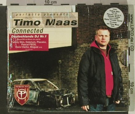 Maas,Timo: Connected, Boxed, FS-New, Mushroom(), , 2001 - 2CD - 92440 - 11,50 Euro