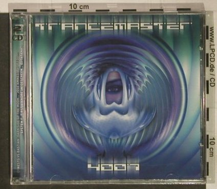 V.A.Trancemaster: 4007, FS-New, Vision(), D, 2005 - 2CD - 92454 - 10,00 Euro