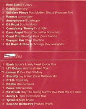 "V.A.This Is...Drum & Bass 2: 22 Tr. 12"", FS-New, Beechwood(), UK, 1997 - 3CD - 92461 - 12,50 Euro"