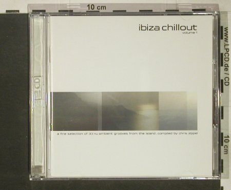 V.A.Ibiza Chillout: Vol.1, FS-New, ZYX(), D, 1999 - 2CD - 92468 - 10,00 Euro