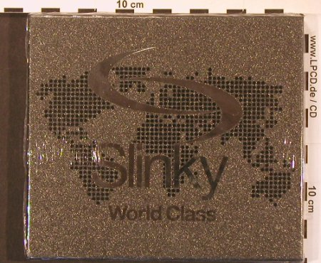 V.A.Slinky World Class: Jay Welch Wired Noise...SL, FS-New, Beechwood(SLINKYcd010), UK, 2002 - 2CD - 93017 - 11,50 Euro