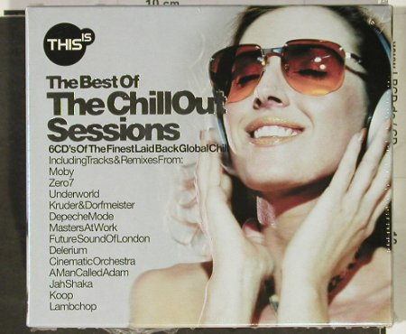 V.A.This Is..The Chill Out Sessions: The Best of, BoxSet, FS-New, Beechwood(BEBOXcd72), UK, 2003 - 6CDs - 93134 - 20,00 Euro