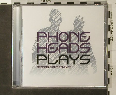 Phoneheads: Plays Second Sight Remixes, FS-New, Infracom(IC 087-2), D, 2002 - CD - 93388 - 7,50 Euro