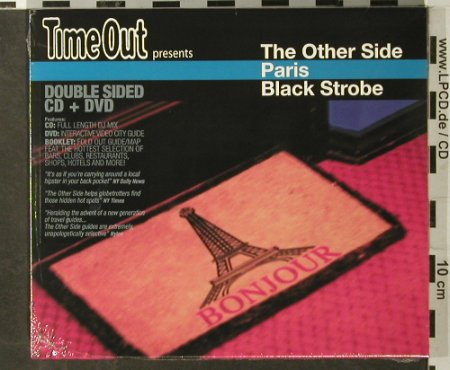 V.A.Time Out pres.: The Other Side,Paris,Black Strobe, Resist(), UK, 2006 - CD - 93499 - 10,00 Euro