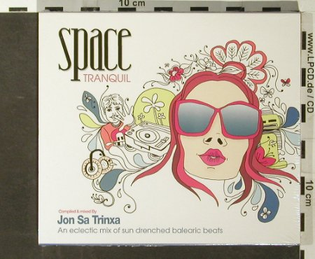 V.A.Space Tranquil: Volumen Dos, by Jon Sa Trinxa, Azuli(), , FS-New, 2006 - CD - 93610 - 10,00 Euro