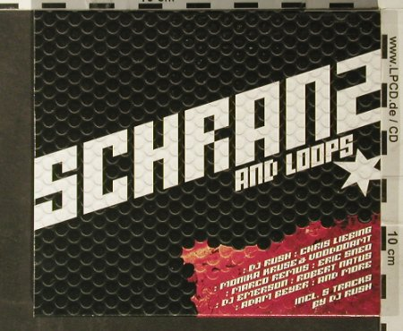 V.A.Schranz and Loop: DJ Rush...RobertNatus,28Tr.,FS-New, WB(), D, 2004 - 2CD - 93674 - 11,50 Euro