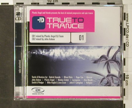 V.A.True to Trance: Vol.1, FS-New, Klubbstyle(), , 2005 - 2CD - 93753 - 12,50 Euro