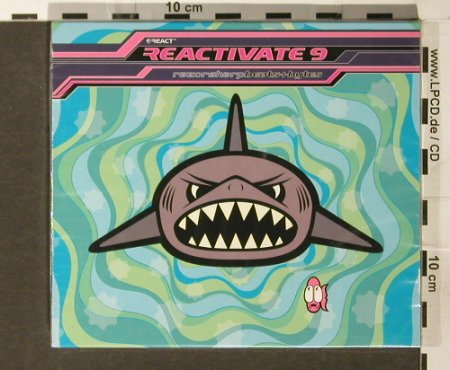 V.A.Reactivate:  9 - RazorSharp Beats+Bytes, FS-New, React(), , 2006 - CD - 93900 - 10,00 Euro