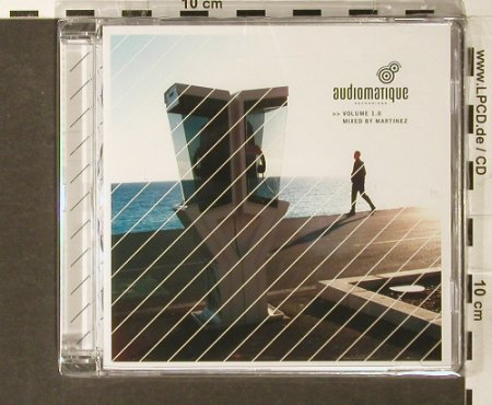 V.A.Audiomatique: Vol.1 - mx by Martinez, FS-New, Audiomatique(), , 2006 - CD - 93906 - 5,00 Euro