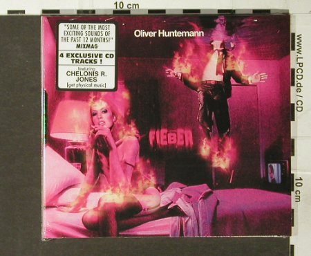 Huntemann,Oliver: Fieber, Digi, FS-New, International DJ Gigolo(), D, 2006 - CD - 93933 - 11,50 Euro