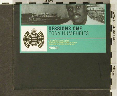V.A.Ministry Of Sound: The Session , Vol.1, MinistryOS(MINcd1), UK, 93 - CD - 93946 - 12,50 Euro