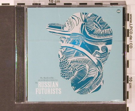Russian Futurists: Me, Myself and Rye, FS-New, Memphis Industries(), EC, 2006 - CD - 94049 - 11,50 Euro