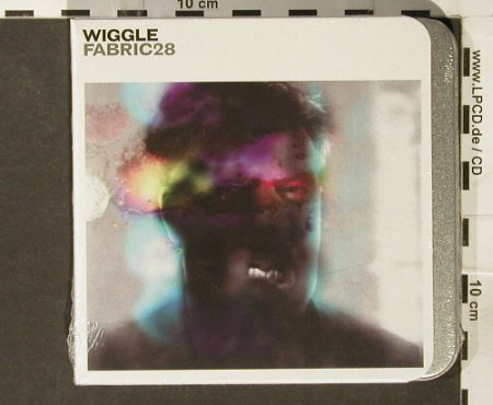 V.A.Fabric 28: Wiggle, metal-Box,-FS-New, Fabric(FABRIC55), EU, 2006 - CD - 94059 - 11,50 Euro