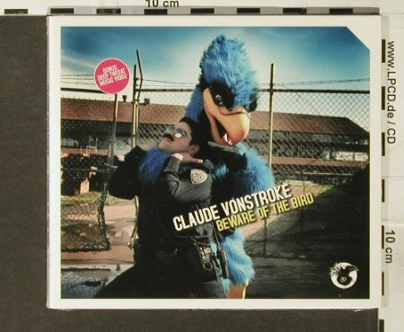 von Stroke,Claude: Beware of the Bird, Digi, FS-New, DirtyBird(DBcd001), US, 2006 - CD - 94069 - 12,50 Euro
