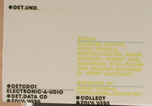V.A.Friendly Integration: 17 Tracks,Richard Divine,Kero.., DETcd01(), , 2006 - CD - 94135 - 11,50 Euro
