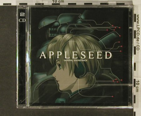 V.A.Appleseed: Original Soundtrack,V.A. FS-New, Colosseum(), EU, 2004 - 2CD - 94212 - 10,00 Euro