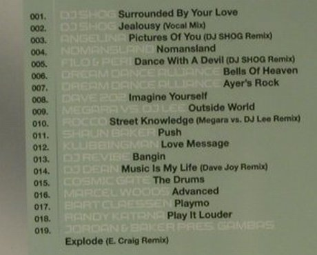 V.A.Technics DJ Set Vol. 14: Mix By DJ Shog, FS-New, Klubbstyle(535.1004.2), EU, 2006 - 2CD - 94217 - 10,00 Euro
