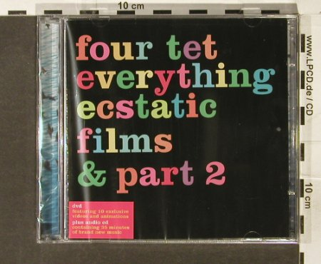 Four Tet: Everything Ecstatic, FS-New, Domino(), EU, 2005 - CD/DVD - 94239 - 11,50 Euro