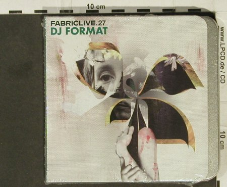V.A.FabricLive 27: DJ Format, metal-Box,-FS-New, Fabric(), EU, 2006 - CD - 94444 - 11,50 Euro
