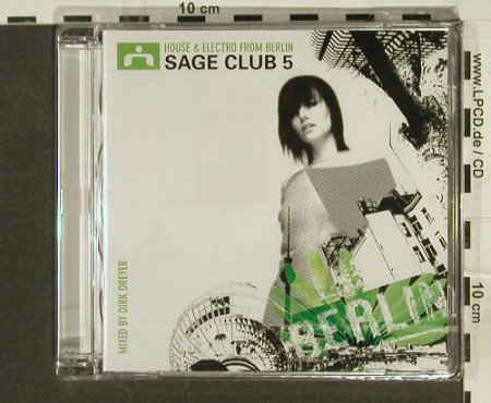 V.A.Sage Club 05: House&Electro fr.Berlin,mx D.Dreyer, Alphabet City(), D,FS-New, 2006 - CD - 94508 - 11,50 Euro