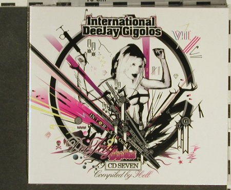 V.A.International Deejay Gigolos: Vol.7,Digi,DJ Hell,FS-New, Gigolo(), EU, 2003 - CD - 94535 - 10,00 Euro