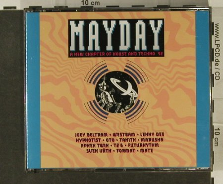 V.A.MAYDAY: A new Chapter of House &Techno, Low Spirit(513 412-2), D, 1992 - 2CD - 94856 - 10,00 Euro