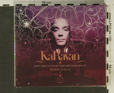 V.A.KaRavan: Global Grooves&Spiritual House, Clubstar(), FS-New, 2006 - 2CD - 94871 - 12,50 Euro