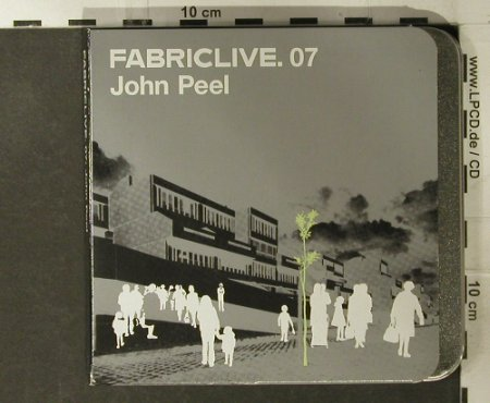 V.A.FabricLive 07: John Peel, metal-Box, Fabric(14), EU, 2002 - CD - 95101 - 11,50 Euro
