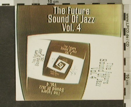 V.A.Future Sound Of Jazz Vol.4: 18 Tr, Digi, Compost(), EC,  - 2CD - 95257 - 12,50 Euro