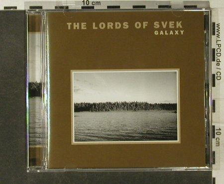 V.A.The Lords of Svek: Galaxy, SVEK(SKCD 009), , 1999 - CD - 95268 - 10,00 Euro
