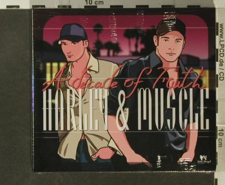 Harley & Muscle: A Decade Of Truth, FS-New, Little Angel(), , 2006 - 2CD - 95629 - 12,50 Euro