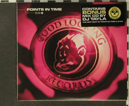 V.A.Points in Time: 006, Digi, Good Look.(GLRPIT006), UK, 1999 - CD - 95638 - 12,50 Euro