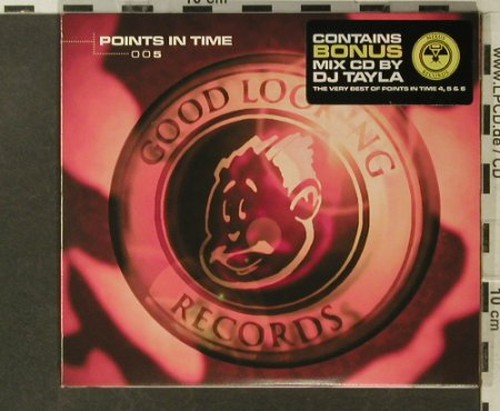 V.A.Points in Time: 005, Digi, Good Look.(GLRPIT005), UK, 1999 - CD - 95639 - 7,50 Euro