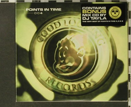 V.A.Points in Time: 004, Digi, Good Look.(GLRPIT004), UK, 1999 - CD - 95640 - 12,50 Euro