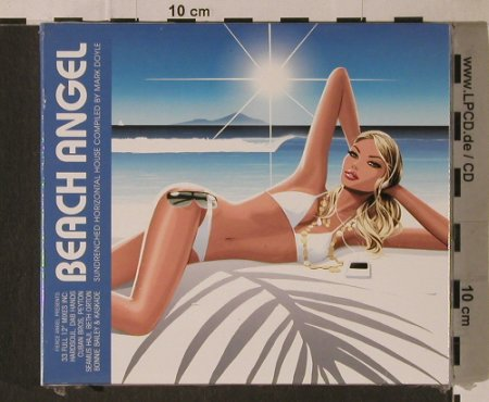 V.A.Beach Angel: 33 Tr., FS-New, Fierce Angel Records(FIANCD2), EU, 2006 - 3CD - 95836 - 12,50 Euro