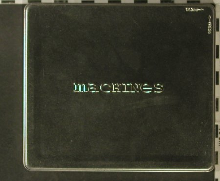 AR006351: Machines,4 Tr., Blechbox, Noise Art(AR006351), D, 1995 - CD5inch - 95878 - 7,50 Euro