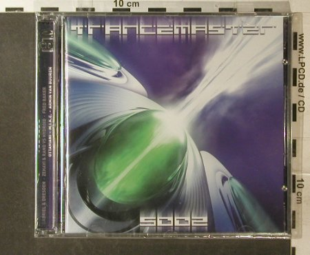 V.A.Trancemaster 5002: 22 Tr., FS-New, Vision Soundcarriers(302 4132 2), D, 2006 - 2CD - 95963 - 10,00 Euro