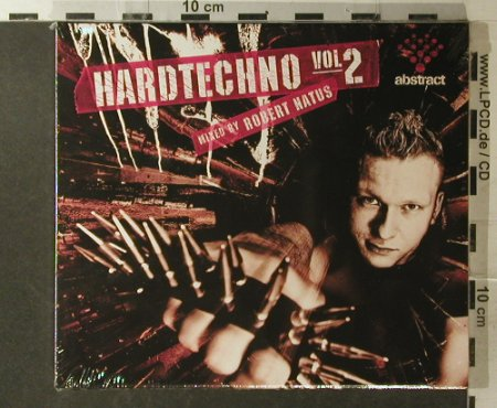 V.A.Hardtechno Vol.2: Mixed by Robert Natus,36Tr., FS-New, Alphabet City(500.1112.2), EU, 2006 - 2CD - 96181 - 10,00 Euro