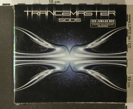 V.A.Trancemaster 5005: 32 Tr., FS-New, Vision Soundcarriers(), D, 2007 - 3CD - 96185 - 12,50 Euro