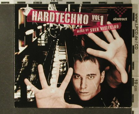 V.A.Hardtechno Vol.1: Mixed by S.Wittekind,36Tr., FS-New, Alphabet City(500.1107.2), EU, 2006 - 2CD - 96226 - 10,00 Euro
