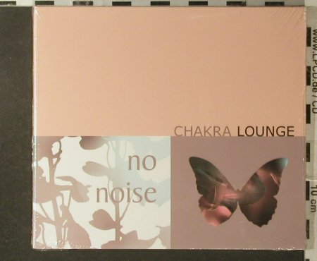 V.A.No Noise: 15 Tr.by Chakra Lounge, Digi,FS-New, Black Flame(88122), D, 2002 - CD - 96230 - 10,00 Euro