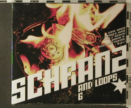V.A.Schranz and Loops 6: 30 Tr., FS-New, Alphabet City(500.1116.2), D, 2007 - 2CD - 96238 - 12,50 Euro