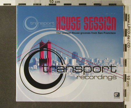 V.A.Transport Recordings: House Session, FS-New, Soulstar(), , 2006 - 2CD - 96265 - 11,50 Euro