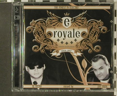 V.A.E-Royale: The Finest in Electro, RTD(), , 2007 - 2CD - 96304 - 10,00 Euro