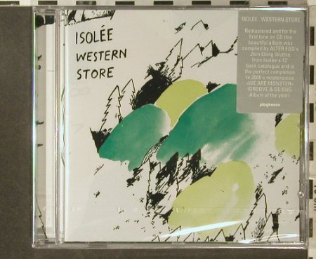 Isolee: Western Store, FS-New, Playhouse(), , 2006 - CD - 96307 - 15,00 Euro