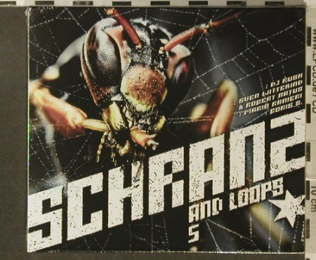 V.A.Schranz and Loops 5: 30 Tr., FS-New, Alphabet City(), D, 2006 - 2CD - 96340 - 12,50 Euro