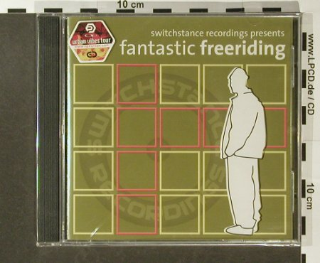 V.A.Fantastic Freeriding: Protassov,Ancient Astronauts, 13Tr., Nova(), , FS-New, 2002 - CD - 96363 - 10,00 Euro