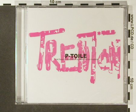 V.A.P-Toile: Past Present Future mix o exclusive, Trenton(TRENcd001), , FS-New, 2005 - CD - 96366 - 10,00 Euro